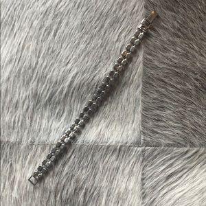 Jewelry - Blue rhinestone bracelet 💙